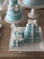 ★動画レッスン+キット付き 陶器のようなBOXクレイケーキ