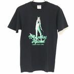 90's United Sports Headline T-shirt S Black