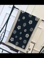 カメリアカシミヤスカーフ スカーフ 韓国ファッション