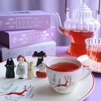 網代幸介 & 霧とリボン|箱入り紅茶セット|A HAPPY TEA-PARTY