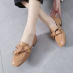 【shoes】お流行りPUイングランド風シューズ 23186987