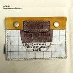 革 カードケース LE-987