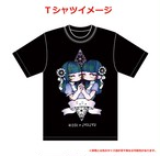 XXL-XXXL HIZGI×じゅじゅ コラボTシャツ