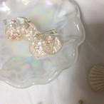 circle pink seashell