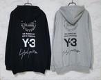 Y3フーディー ★UNSEX フードトレーナー スウェット 韓国ファッション
