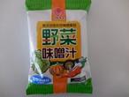 鶴味噌 野菜味噌汁(1食)