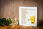 【花のプレゼント】プリザーブドフラワー(時計)