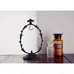 【鉄製の燭台】japan 古道具