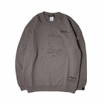 "Let it Ride Classics ""GC2-SWEAT"" CHARCOAL"