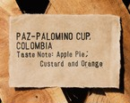 コロンビア パス パロミノ カップ