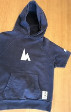 1mh-06 『one more hunt』 /used sweat shirt