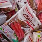 タイ風海老せん(未調理)uncooked shrimp chips ข้าวเกรียบกุ้ง มโนห์รา แผ่นดิบ 200g