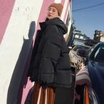 【outer】人気デザインファッションフード付き綿コート24954746