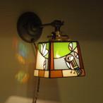 ブラケット灯具AS+「唄う鳥」