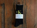【海外買い付け】Calvin Klein Jeans ソックス (black)
