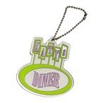 Katy's Diner Souvenir Key Chain