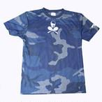 TUTCカモフラージュゲームシャツ ネイビー GS-002
