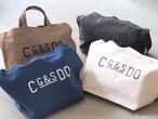 CLASKA(クラスカ)キャンバストートバッグ G&S DO