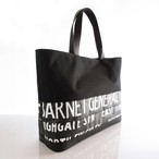 Tote Bag (L) / Black  TLB-0005