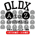 "OLDX ""CUSTOMIZE""AtoZ"