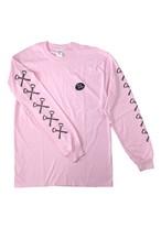 OPENER L/S Tee Light Pink