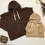 『翌朝発送』link-hoodie【mom】