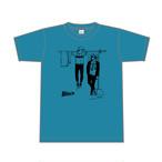 第2弾GKTシャツ「共通の敵」アップルグリーン