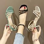 【shoes】超人気すがすがしい簡約スタイルレディースサンダル 22469969