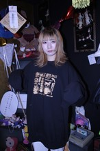 5XL 東京鬱ゴールドスウェット