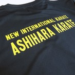 Ashihara Kaikan  芦原会館 復刻デザイン Basic Tシャツ Navy