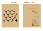 Try Pack 100g☓2pack *3月だけ送料無料