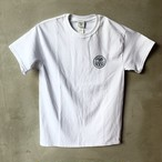 YONZY [FOuR GOOD] Tシャツ designed by hemlen WHITE