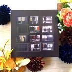 絵画 インテリア アートパネル 雑貨 壁掛け 置物 おしゃれ 夜 風景 ロココロ 画家 : 馬見塚喜康 作品 : 夜