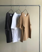 アトリエナルセ atelier naruse  コットン ~homme~ カットソー(半袖)