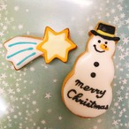 merry christmas☆スノーマン