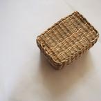 ぬいさしの籠 蓋つき(単品)