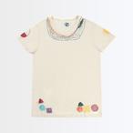 刺し子Tシャツ