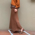 (LOOK) tight long skirt