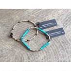 hawkcompany(ホークカンパニー) Brasswork&Bead Bracelet