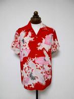 着物アロハシャツ Kimono Aloha Shirt AL-612/L