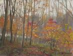 NO.43「枯れ葉色の道・12月」