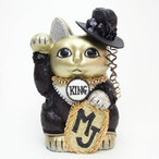 MJ king of...招き猫(MJ)  / L-Size  / 金(Gold)