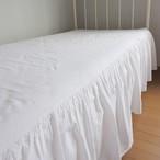 drawers  ベッドスカート S ホワイト