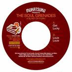"""【残りわずか/7""""】The Soul Grenades - A Blast Of Funk!"""