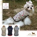 8。Petit Bijou【正規輸入】犬 服 Tシャツ ロボット 袖なし 秋 冬物
