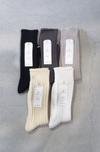 【ordinary fits】RECYCLED COTTON SOCKS /OR-G005