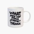 「HOME」マグカップ