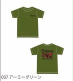 【期間限定/受注生産】アーミーグリーン/エンタメジャズカラフルTEEシャツ