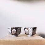 【-吉祥モチーフ-小鉢】和模様 明治時代 アンティーク