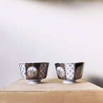 【 小鉢 - 吉祥モチーフ - 】和模様 / 明治 / antique / japan